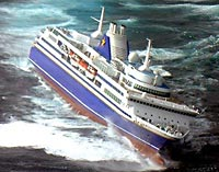 The Causes Of Seasickness Part - Grand voyager cruise ship
