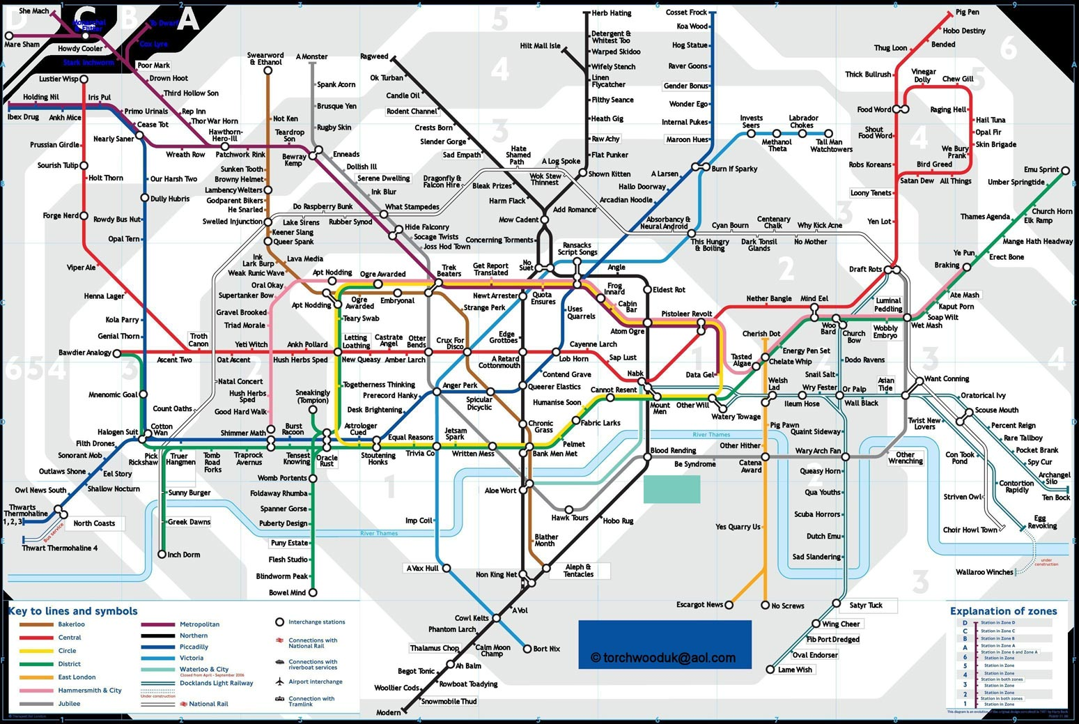 How To Use Simplicity By Design The London Underground