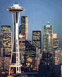 seattle 39 s iconic space needle is one of the suggested dining choices