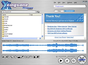 Xingtone ringtone maker 4. 2. 19 (free) download latest version in.